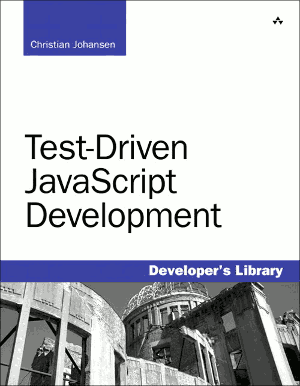 Test-Driven JavaScript Development book cover